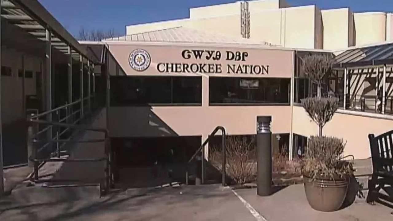Cherokee Chief's Son Identified As Nurse Involved In HIV/Hep C Scare