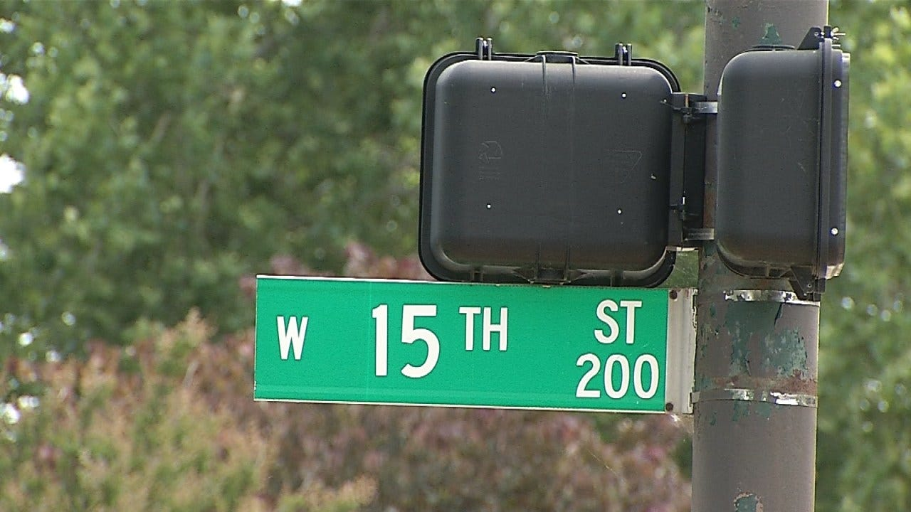 Water Line Replacement To Close Tulsa Intersection