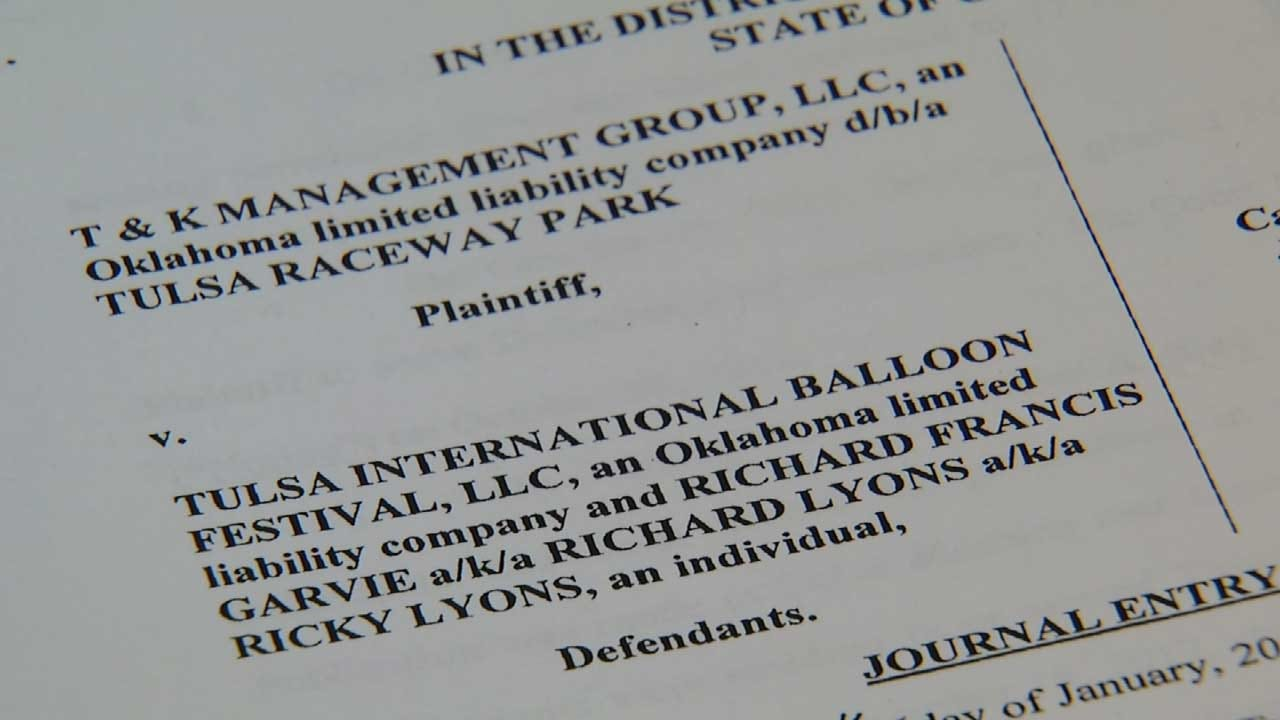 Balloonfest Promoter Has History Making Deals, Not Paying, Tulsa Attorney Says