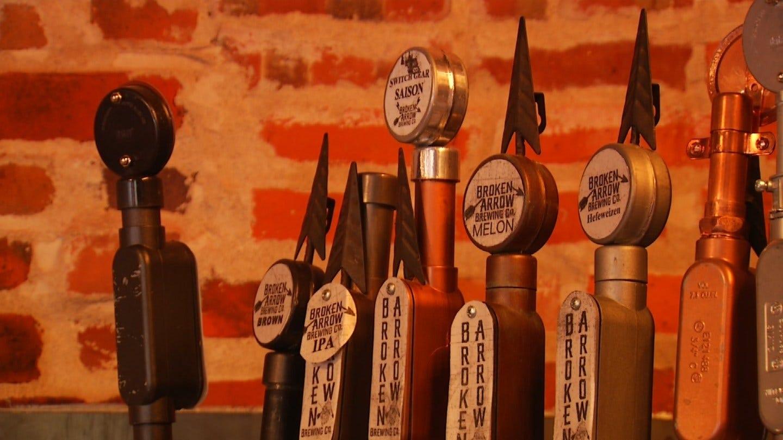 Craft Brewery Opens In Broken Arrow