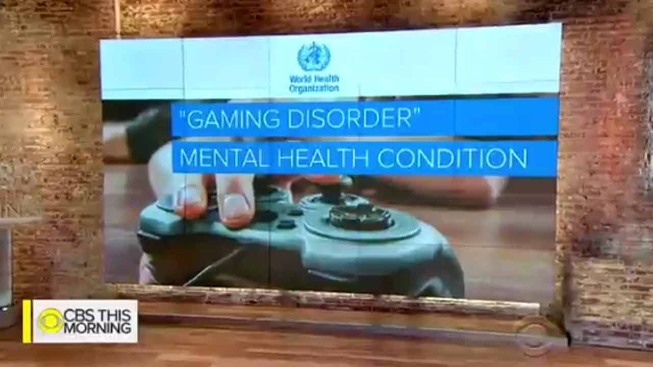 'Gaming Disorder' Added To List Of Mental Health Conditions