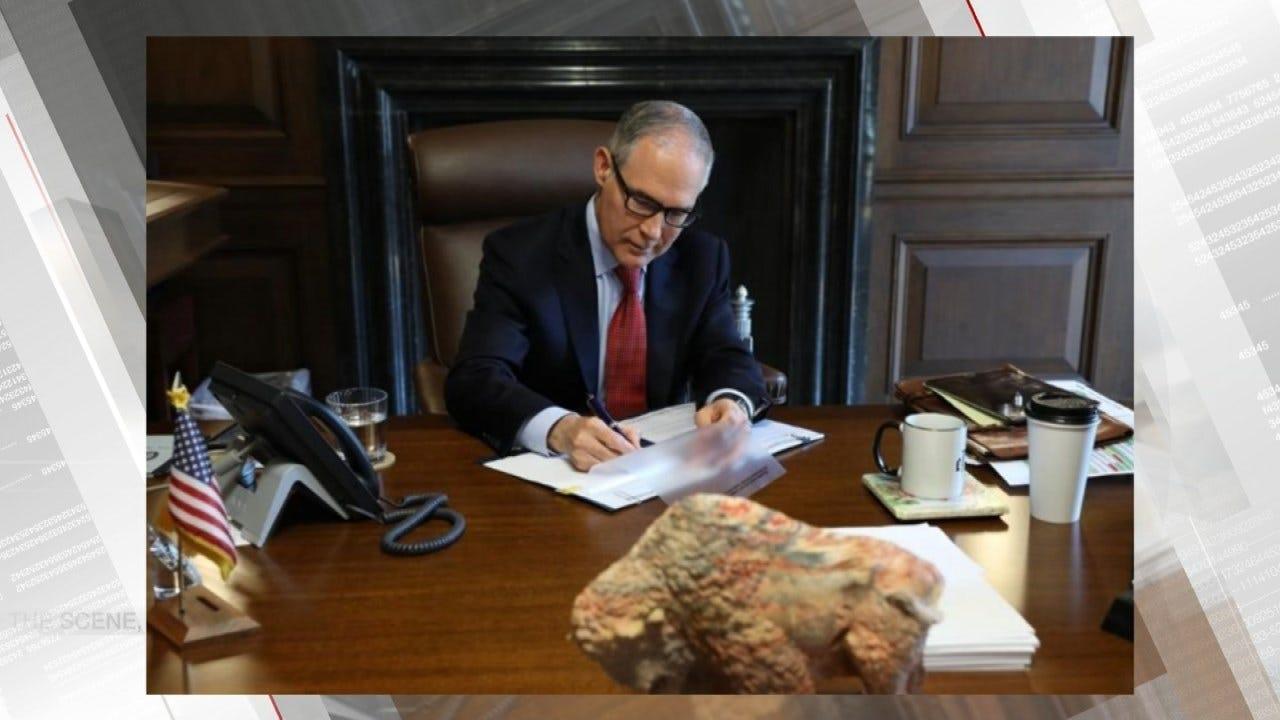 Oklahoma Receives EPA Approval For Coal Ash Disposal Program