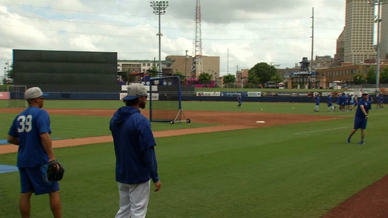 Tulsa Drillers Hopeful Of Postseason Play As Season's Second Half Begins