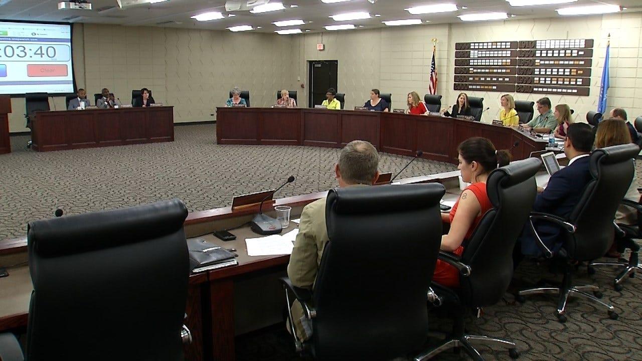 Tulsa Public Schools Board Approves Renaming 2 Elementary Schools