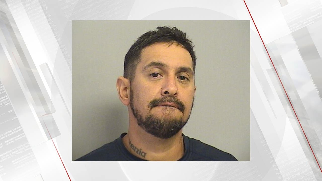 DUI Arrest Leads To Arson At Sapulpa Police Department