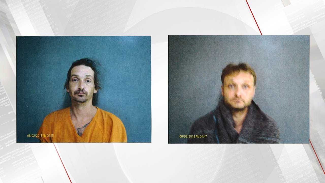 OSBI: Suspects In Delaware County Shooting Related To Victims