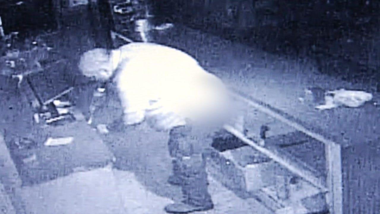 Police Search For Suspect In Multi-County Crime Spree