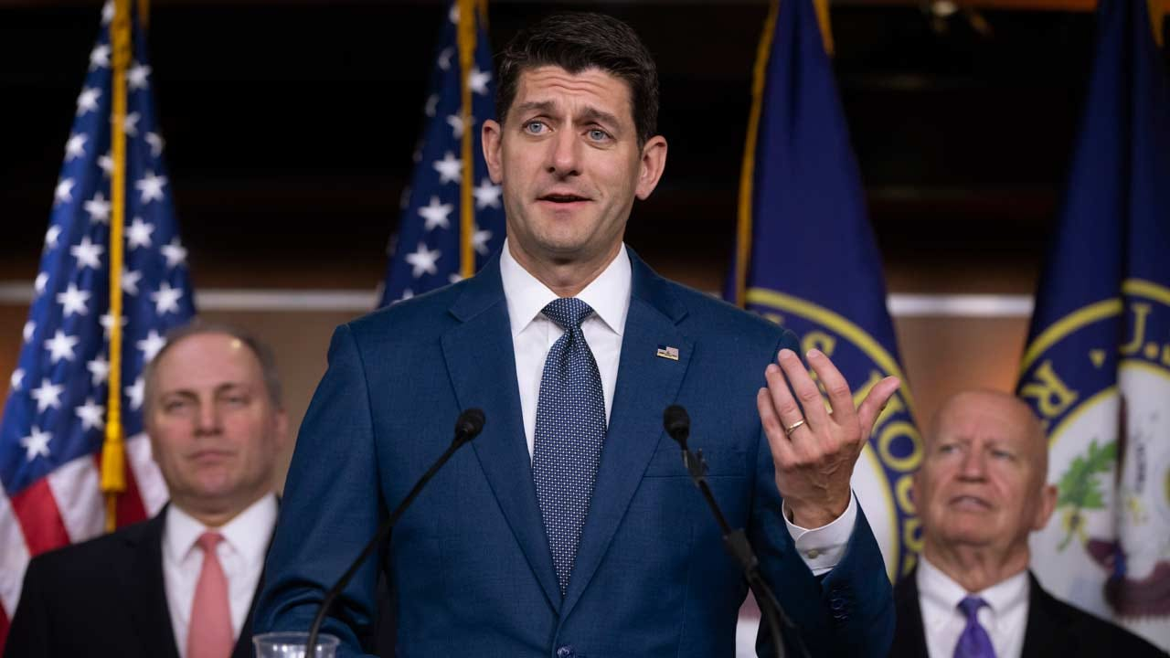 Ryan: House Will Vote Thursday On Immigration Bill That Keeps Families Together