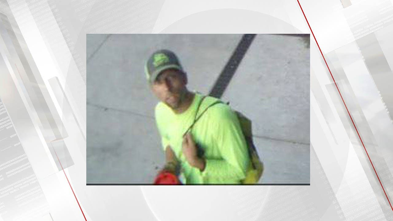 Tulsa Police Looking For Suspect In Guthrie Museum Break-In