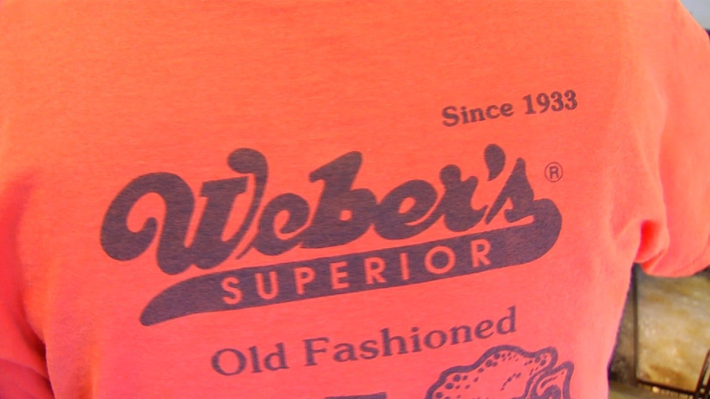 Weber's Celebrated 85th Anniversary In Tulsa With 85 Cent Burgers