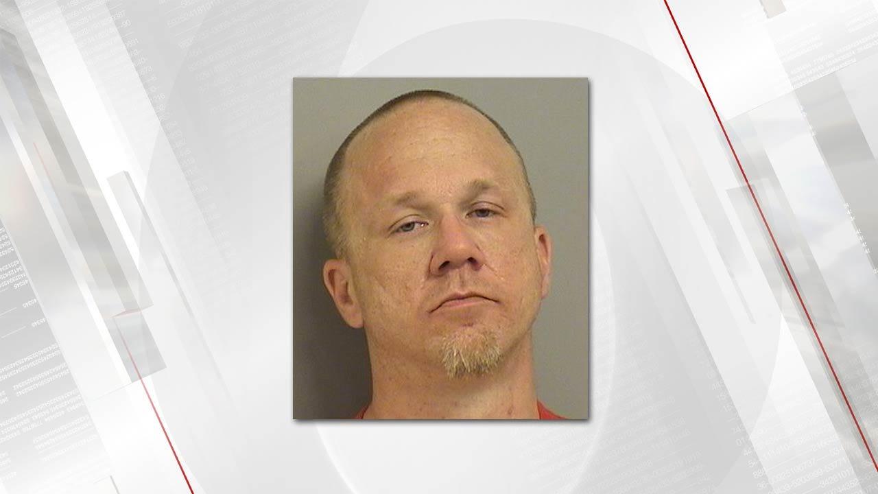 Deputies Find Over $1,000 In Meth In Sand Springs Man's Car