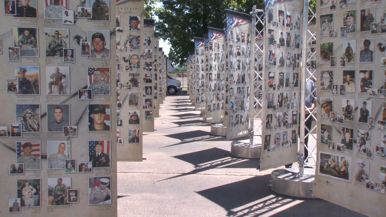 "Muskogee's War Memorial Park Hosting ""Remember Our Fallen"" Exhibit"