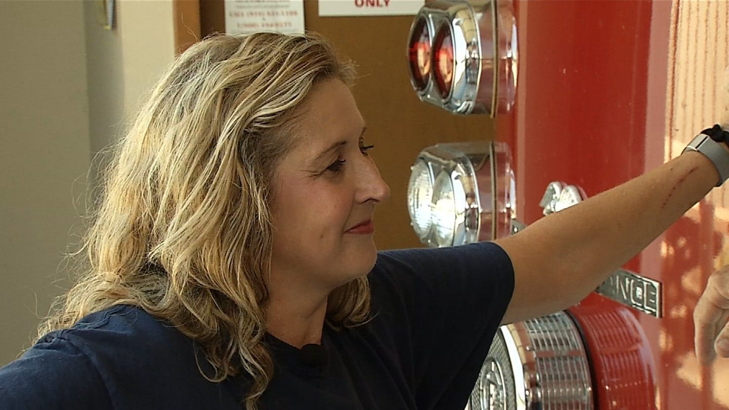 Tulsa Radio Personality Becomes Volunteer Firefighter Amid State Shortage