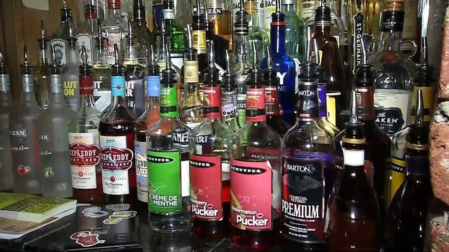 New Liquor Laws On The Ballot In Some Counties