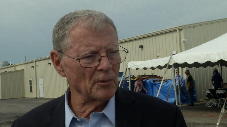 Oklahoma Senator Jim Inhofe Comments On Immigration Reform