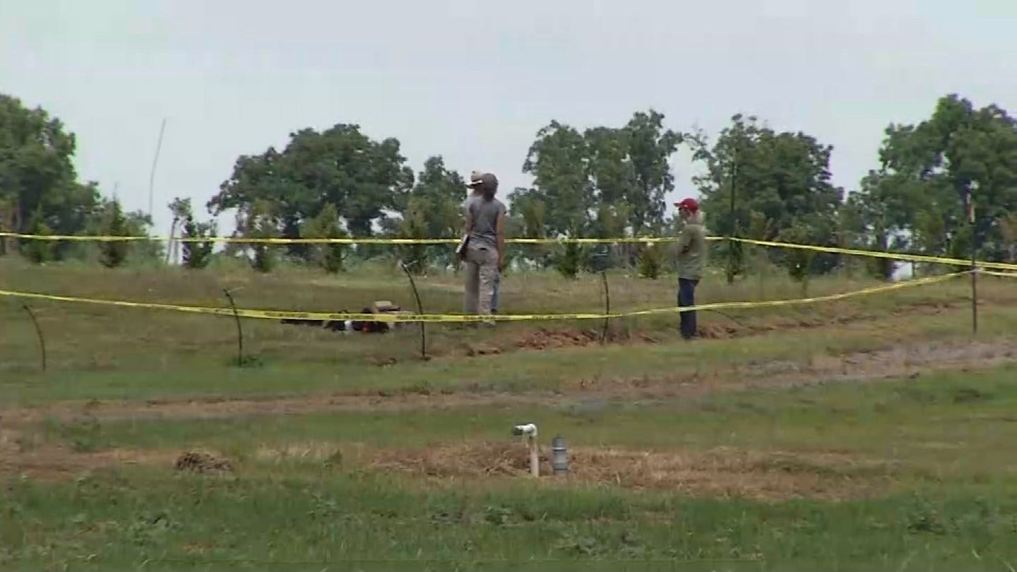 Police: Workers Discover Human Skull In Fort Gibson