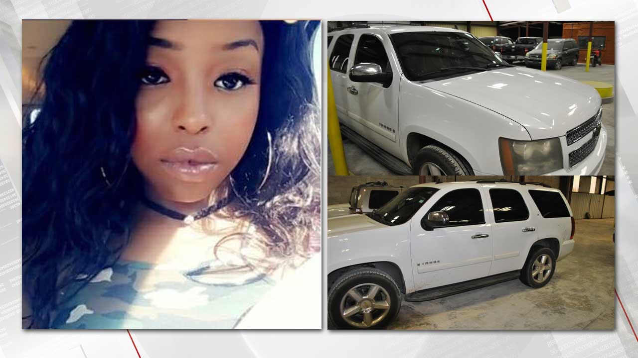Tulsa Deputies Ask For Help In Death Of Woman Who Fell From Tahoe