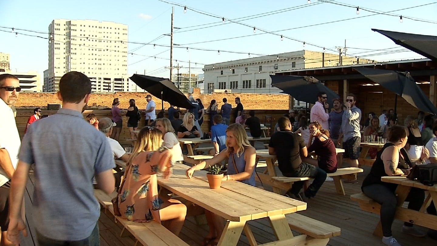 Brewery Celebrating Grand Opening In Downtown Tulsa