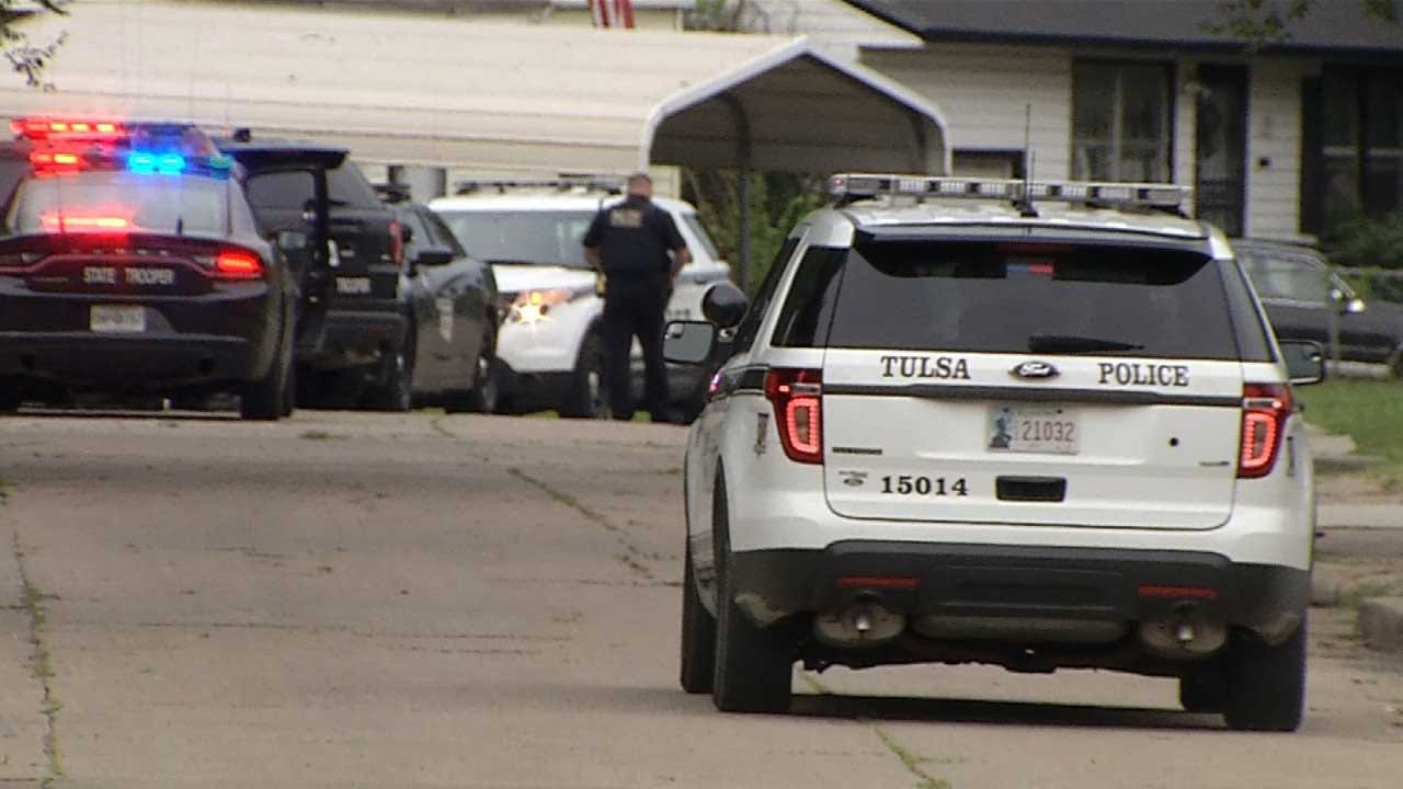 Arrest Made In Chase That Started In Wagoner County, Ended In Tulsa
