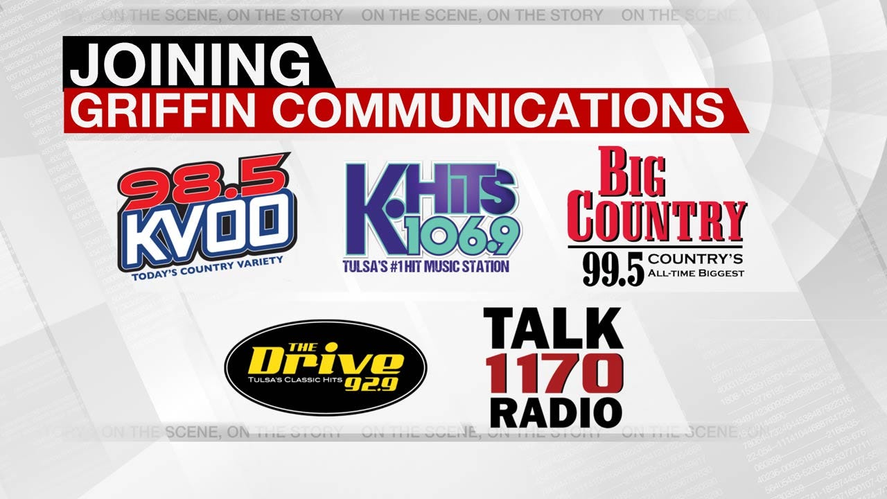 Griffin Communications Purchases Tulsa Radio Group