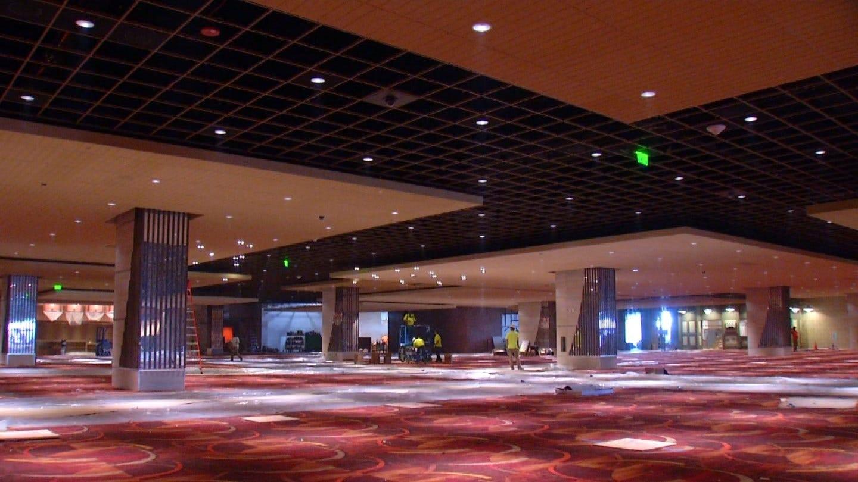 New Development Underway At Osage Casino