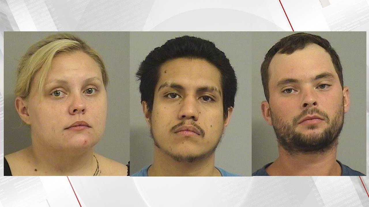 Police Arrest Three After Shots Fired Outside Tulsa QuikTrip