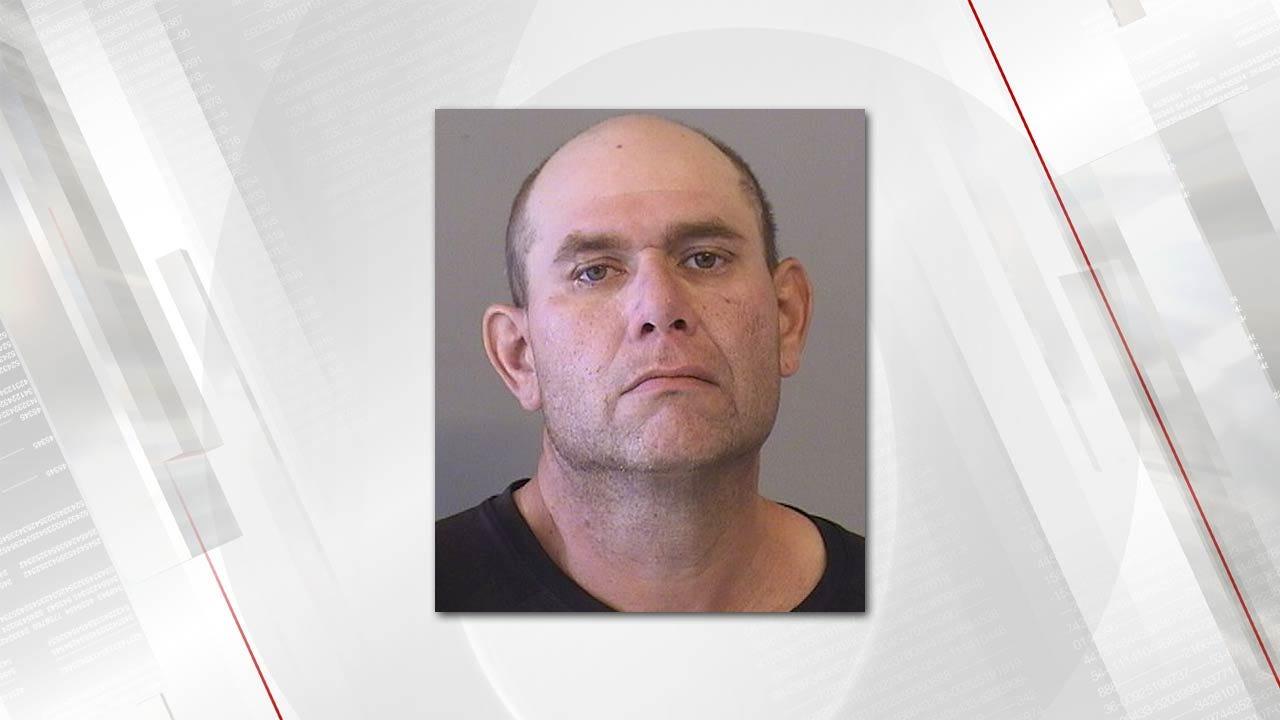 Suspected Tulsa Area Car Wash Burglar Arrested
