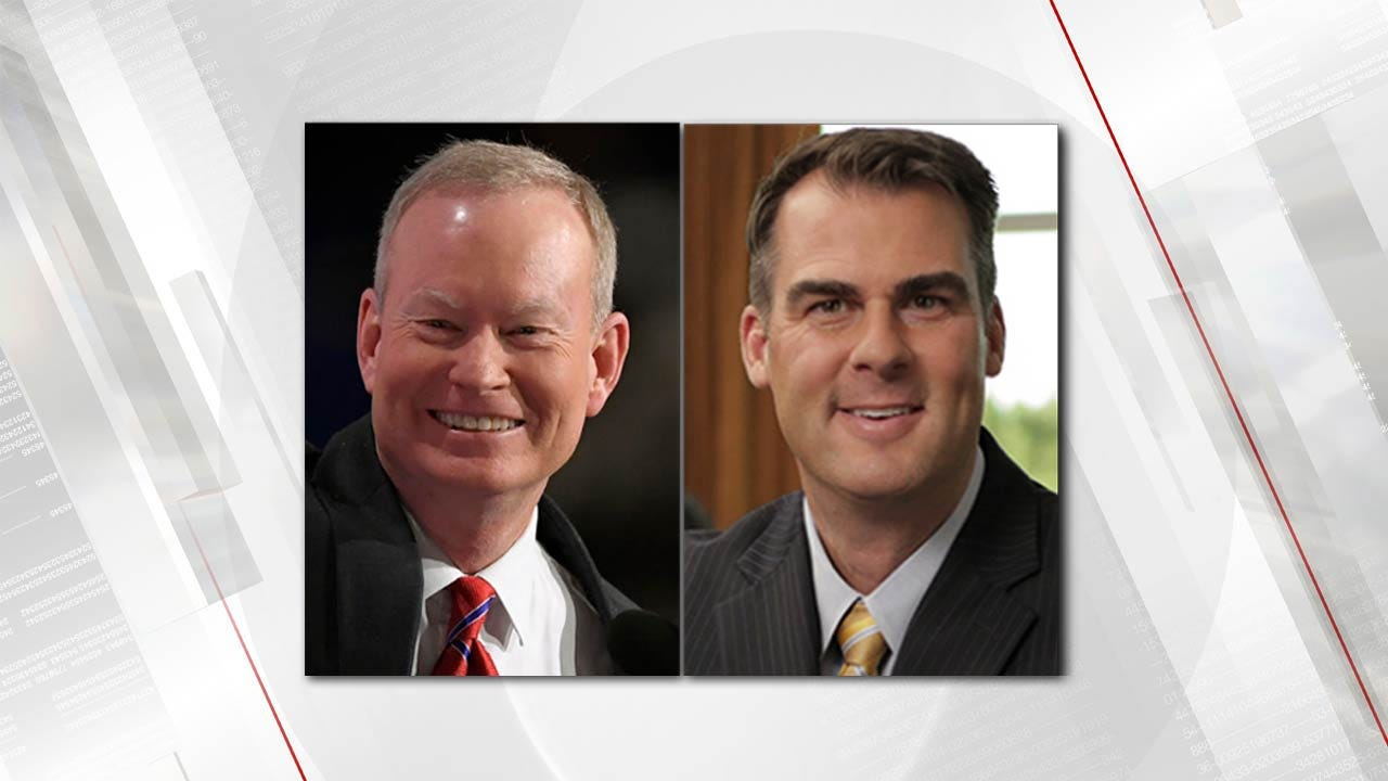 Cornett, Stitt Advanced To Runoff For Republican Gubernatorial Nominee