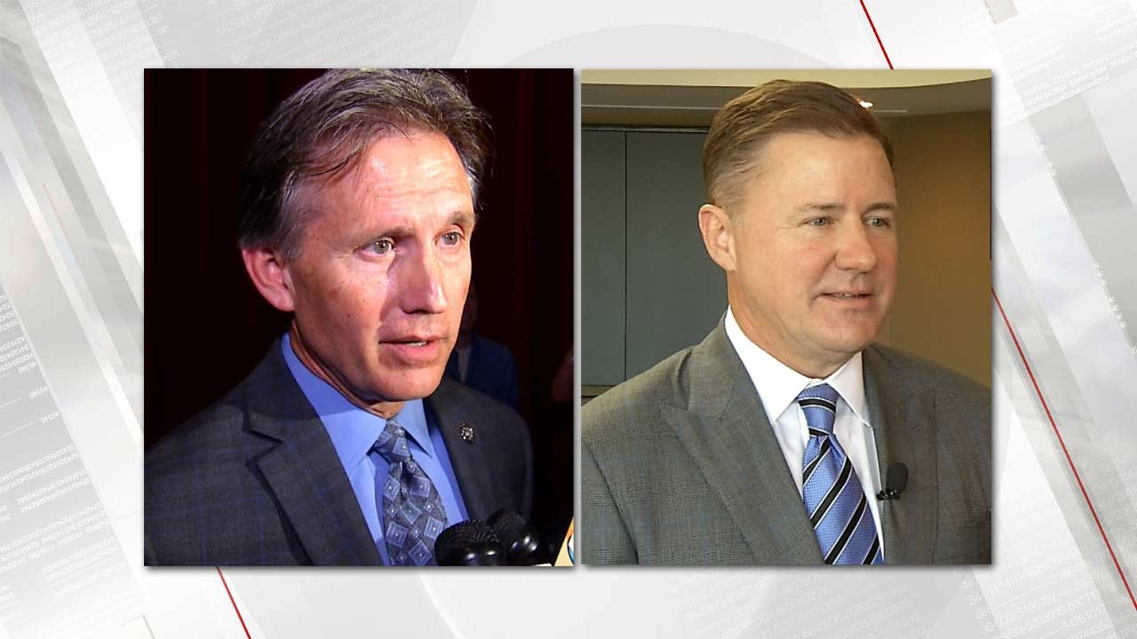 Hunter, Drummond In Runoff For Republican Attorney General Nominee