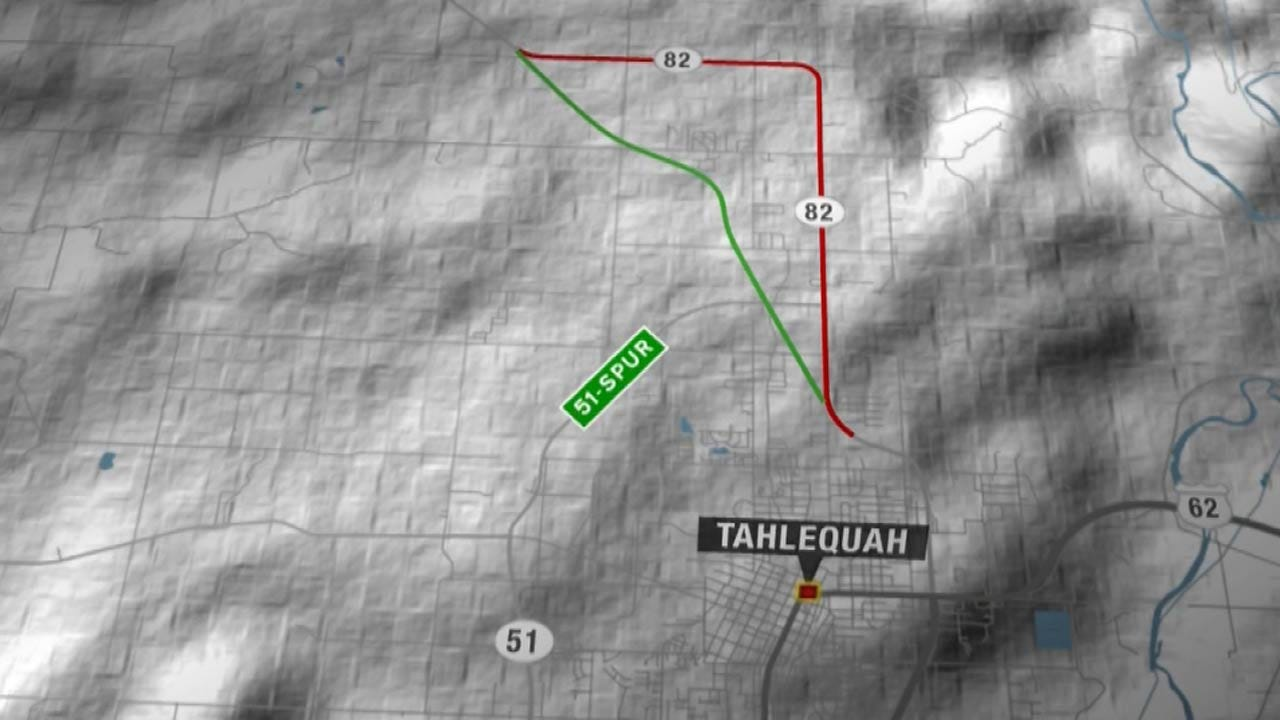ODOT Finalizes Changes To Highway 82 North Of Tahlequah