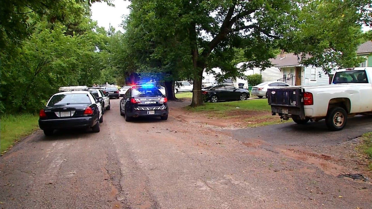 Police Investigate Accidental Shooting Of OKC Teen