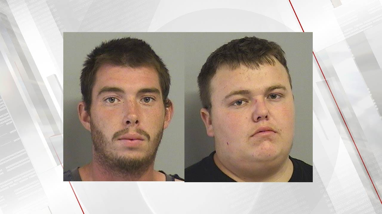 Two Arrested In Sperry Chop Shop Operation, Deputies Say