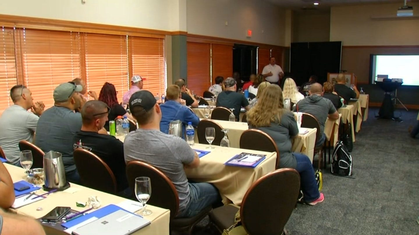 Alcohol Training For Green Country Law Enforcement
