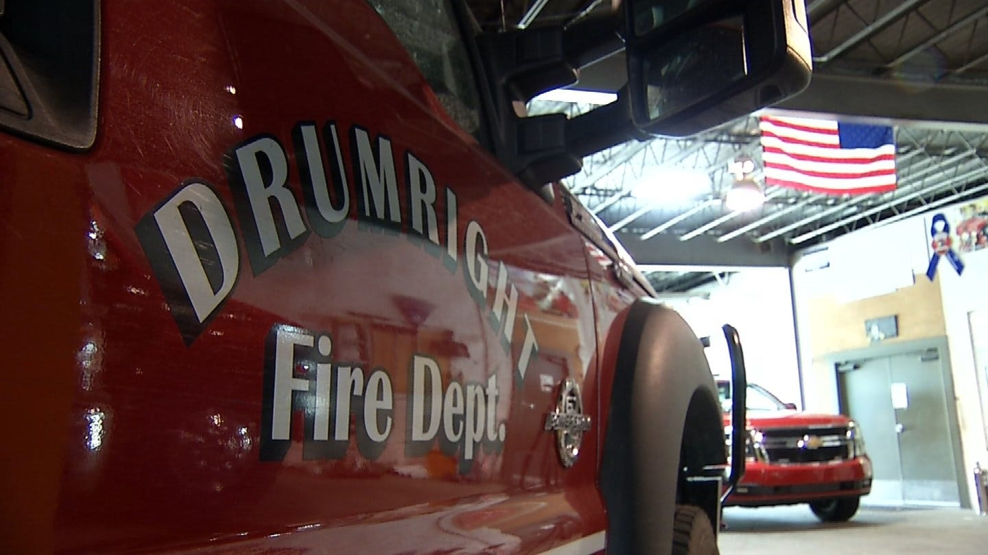 Drumright Fire Department To Start New Billing System For Rural Customers