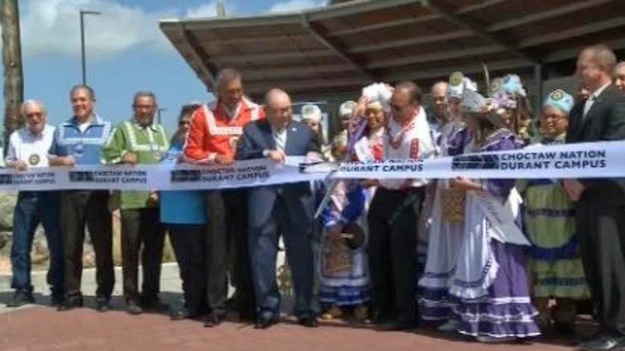 New Choctaw Nation Headquarters Opens For Business
