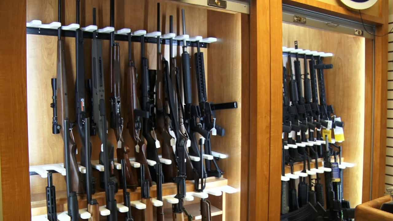 Pot Or Guns: Oklahoma Medical Marijuana Users Prohibited From Gun Ownership