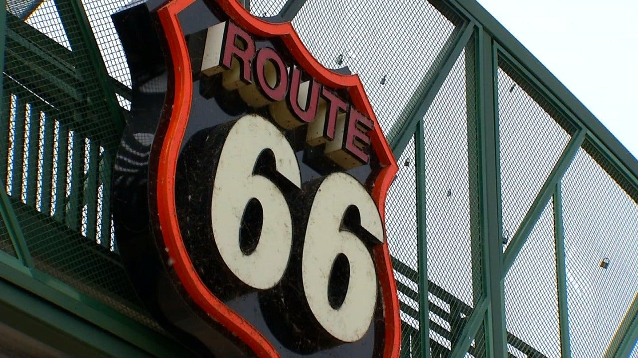 Route 66 Placed On National Trust's Endangered List