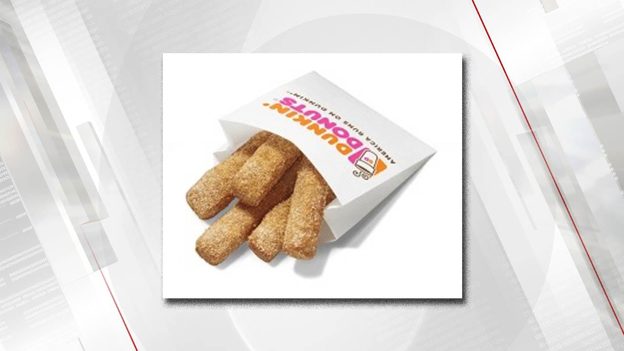 Dunkin' Rolling Out Donut Fries Nationwide