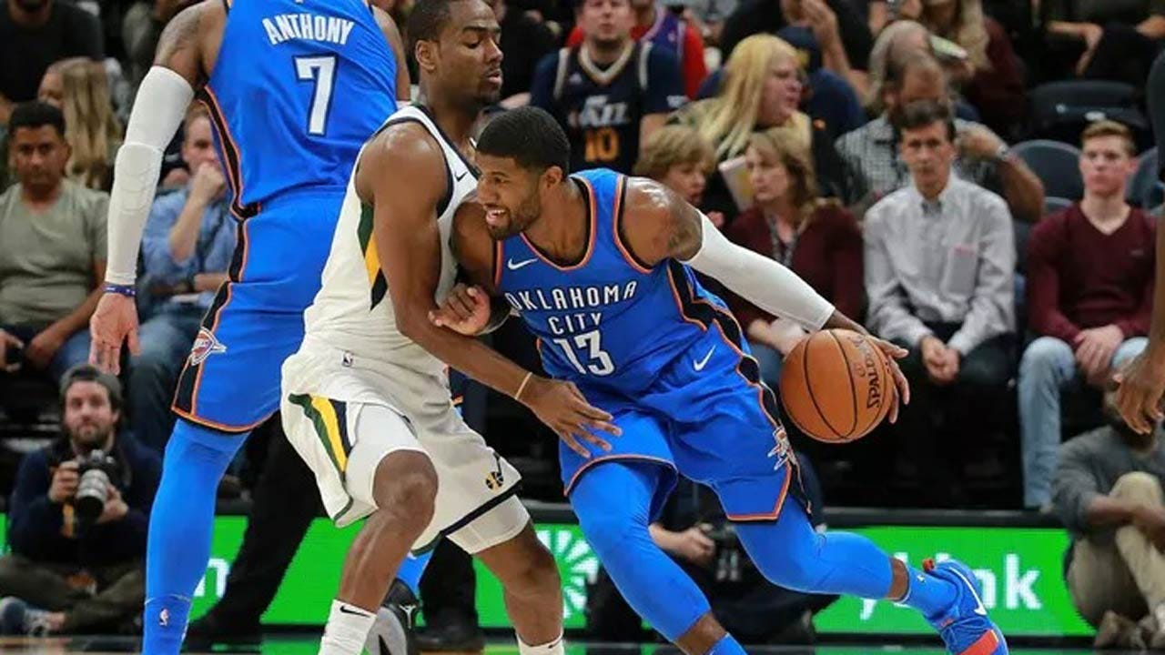 ESPN: Paul George To Opt Out Of Final Year With OKC Thunder