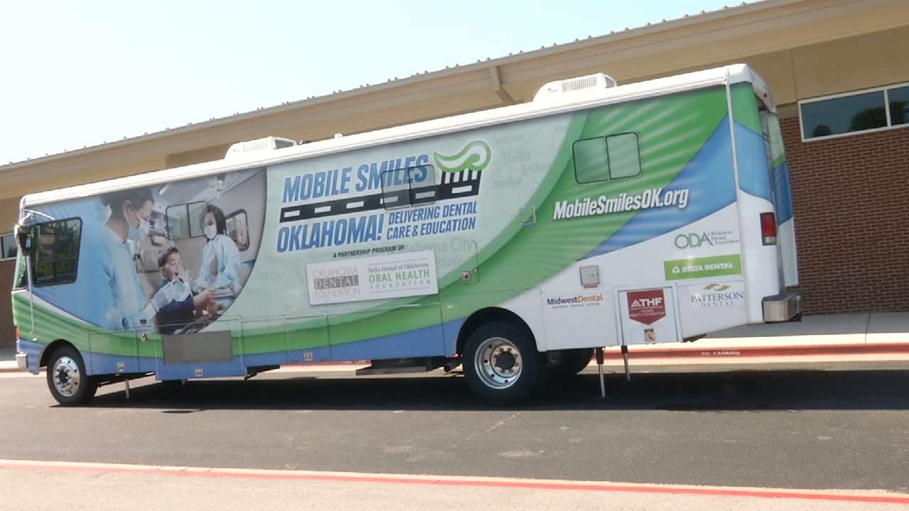 Green Country Students Get Free Dental Work