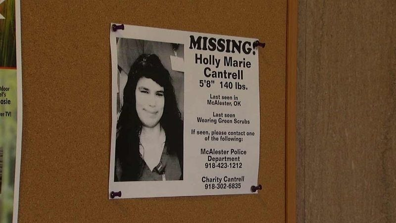 Ring, Bullet Casing Found In Search For Missing McAlester Woman