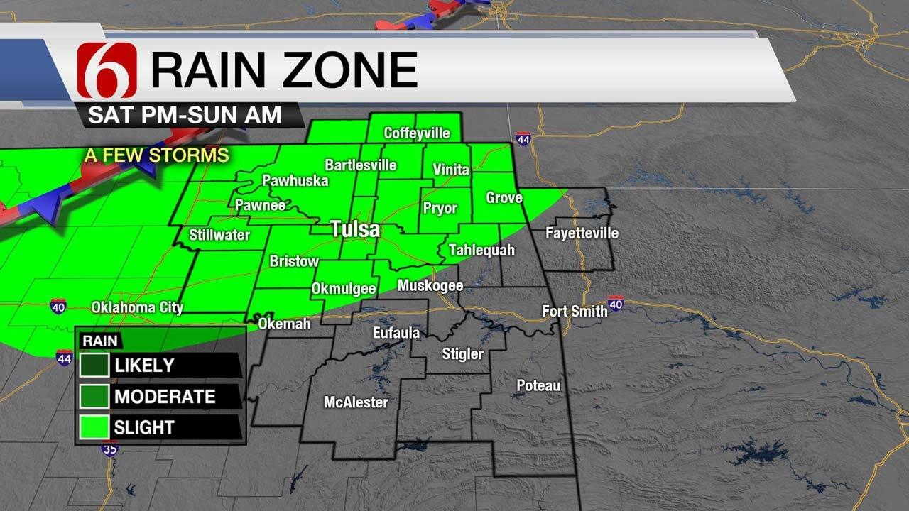 Thursday Heat Advisory Includes All Of Eastern Oklahoma
