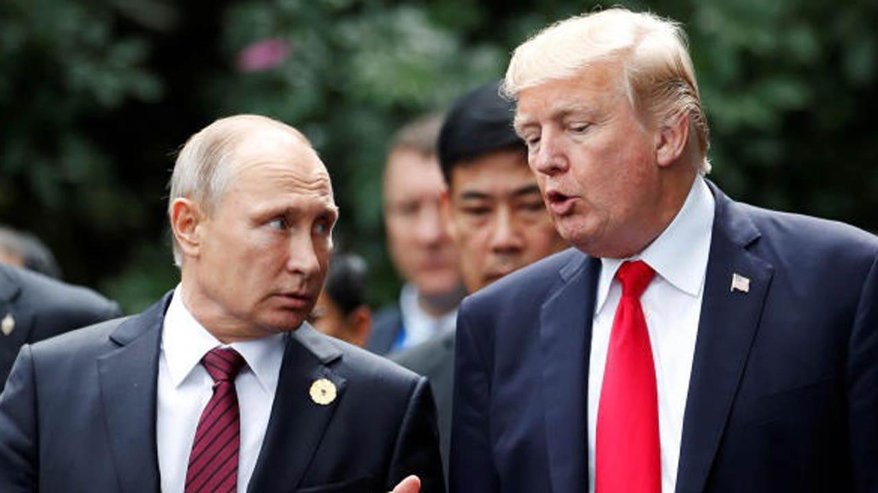 Trump-Putin Summit Set For Helsinki, Finland On July 16
