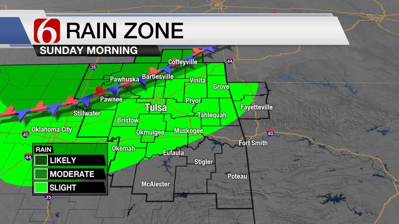 Heat Advisory Continues Friday For Eastern Oklahoma