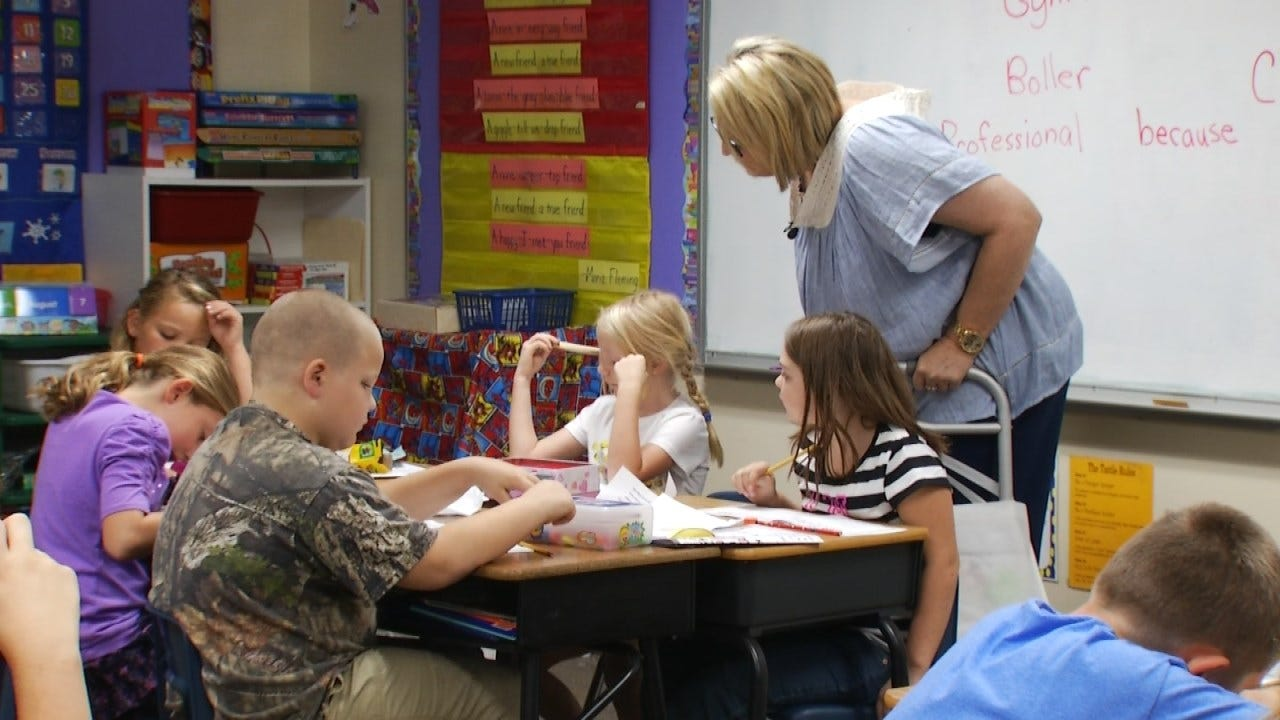 Oklahoma: Public Schools Still Need To Fill Teacher Positions, Despite Pay Raise