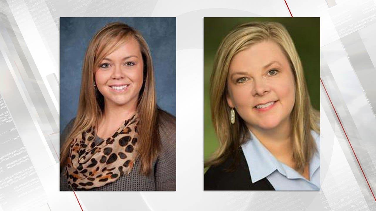 Oklahoma Teachers Receive Prestigious National Award