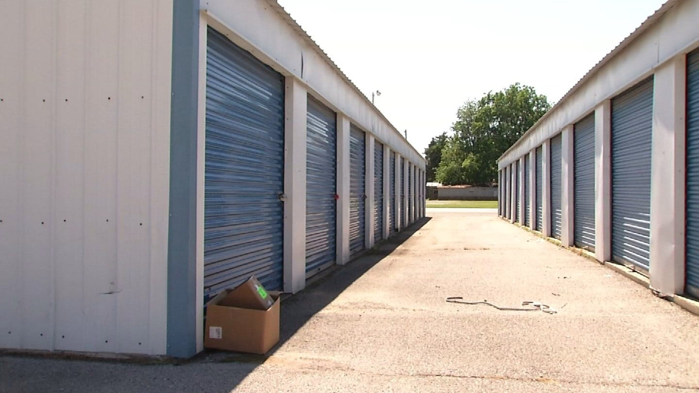 Family Photos And Clothes Stolen From Storage Unit, Says Haskell Woman