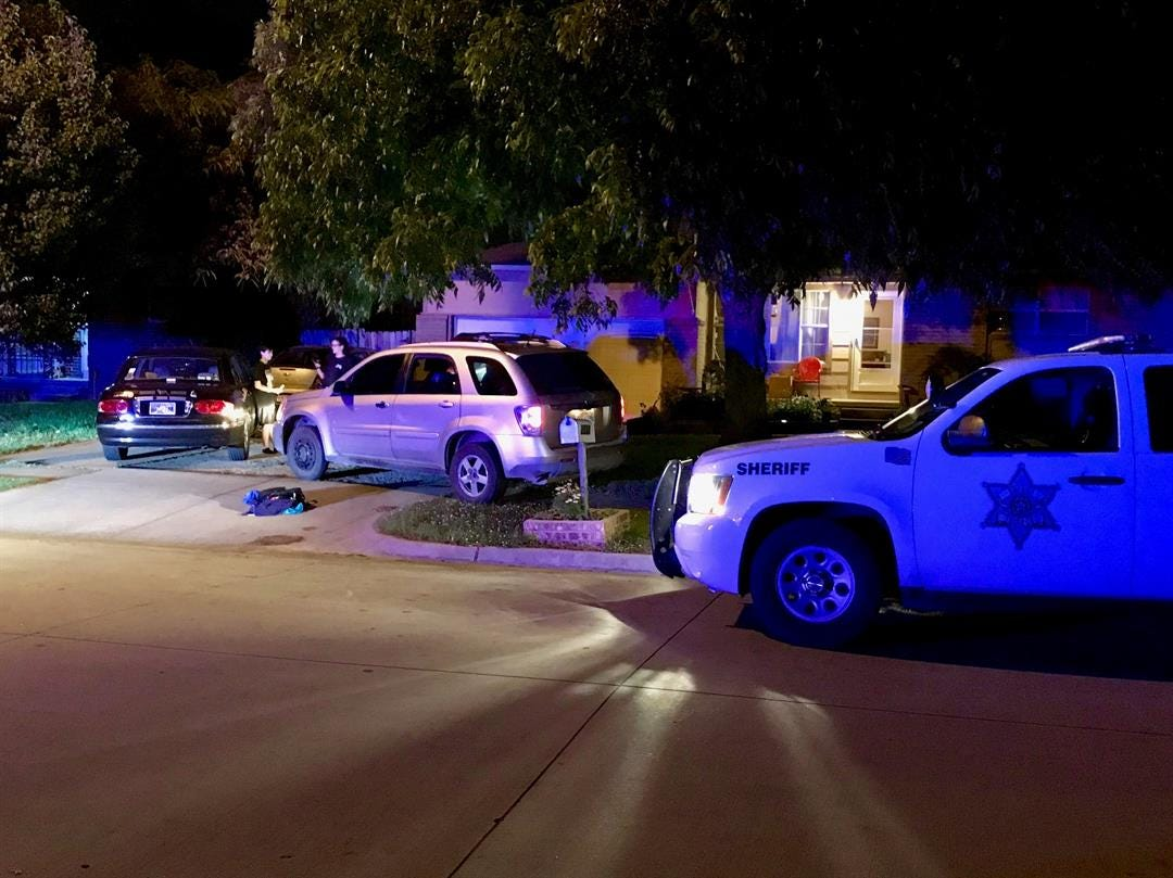 Police Chase Ends With One In Custody