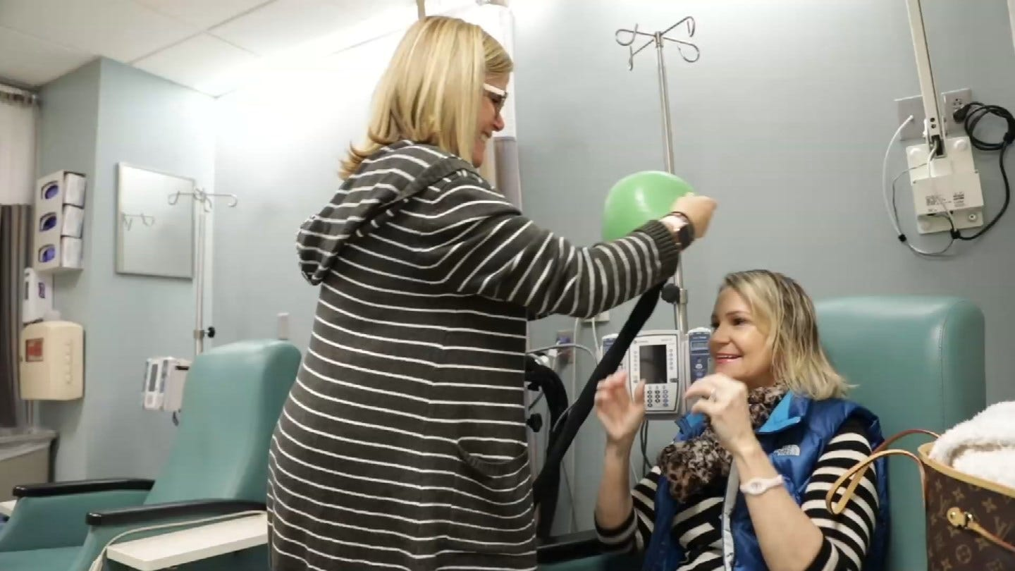 """Cold Cap"" Helping Cancer Patients Keep Their Hair During Chemo"