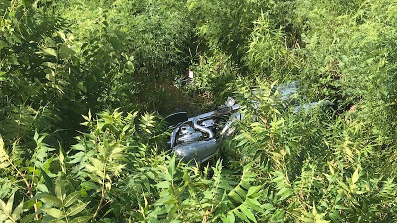 One Dead After Broken Arrow Motorcycle Crash